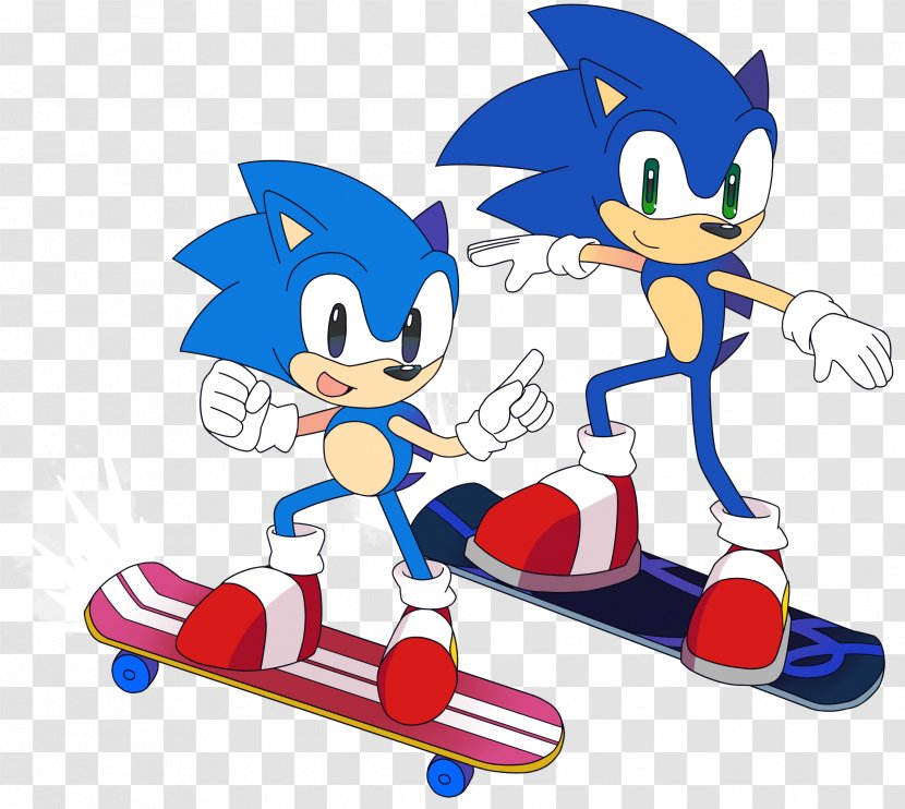 Drawing Deviantart Clip Art Sonic The Hedgehog Transparent Png