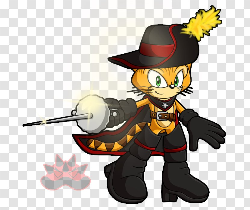 Puss In Boots Sonic Rush Sega All Stars Racing Shadow The Hedgehog Cartoon Transparent Png