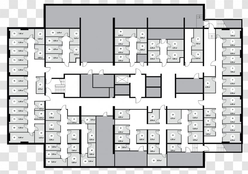 Floor Plan Computer Keyboard Brand Pattern Number Design Transparent Png