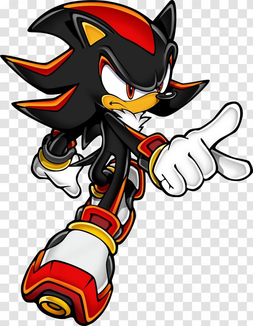 Shadow The Hedgehog Sonic Adventure 2 Battle Dash Art Transparent Png