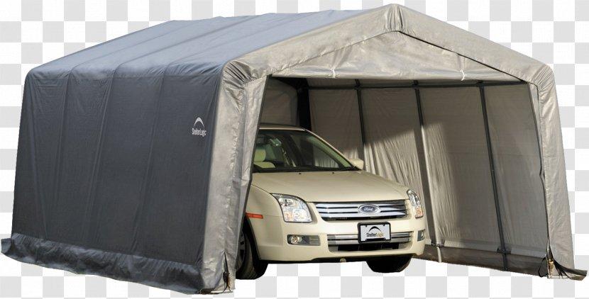 Car Shelter Logic Garage In A Box Shed Shelterlogic Autoshelter Toile Transparent Png