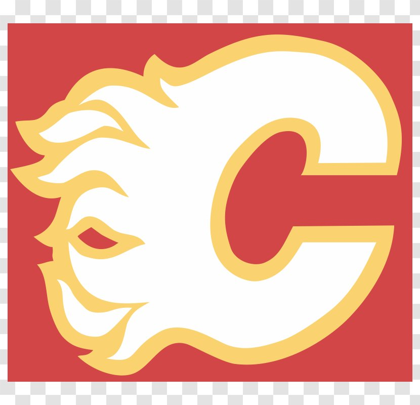Calgary Flames Wall Decal Sticker Logo Transparent Png