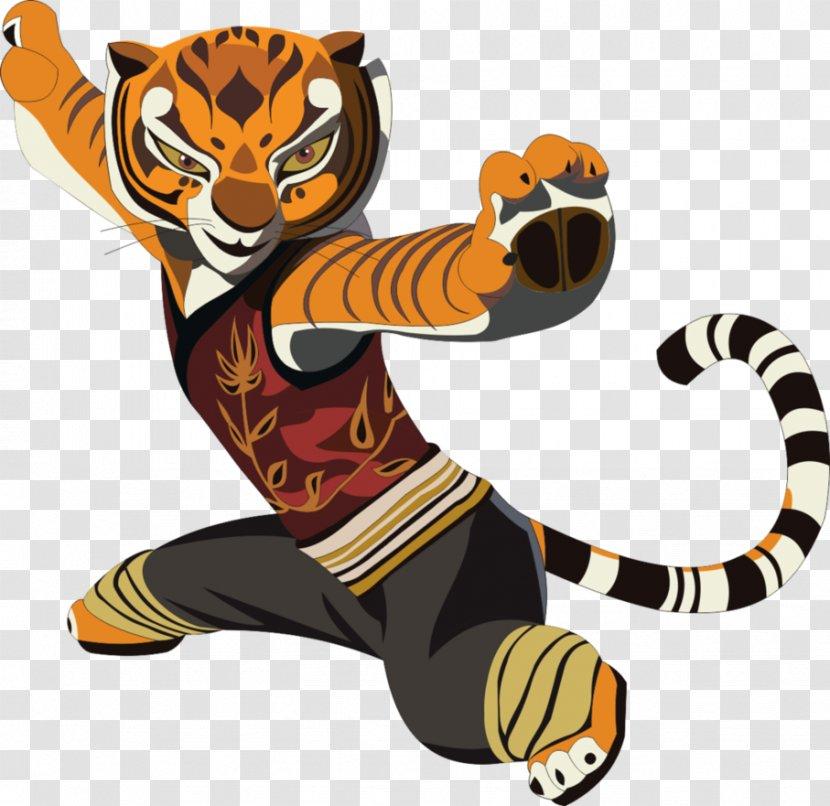 Tigress Po Master Shifu Mantis Kung Fu Panda Fictional Character Kung Fu Transparent Png
