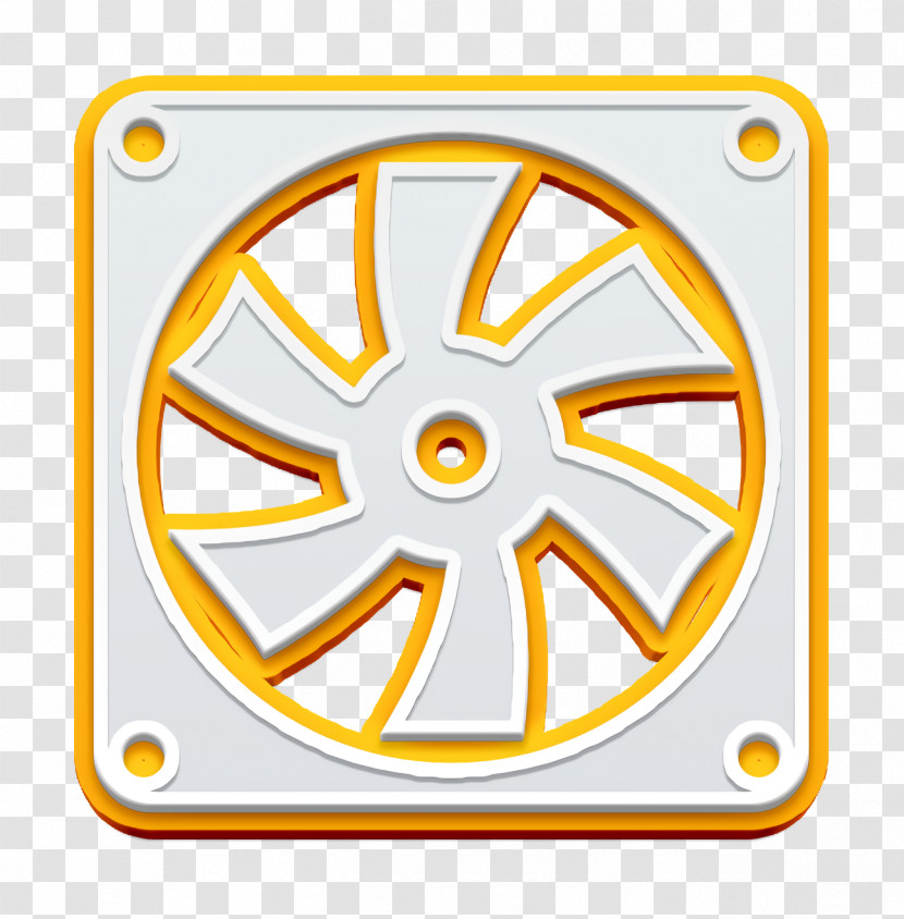 Computer Icon Cooler Icon Fan Icon Transparent PNG