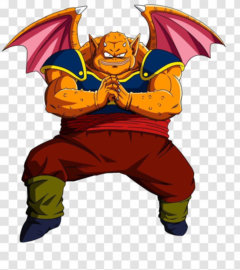 Goku Cell Dorodabo Gohan Piccolo - Super Saiyan Transparent PNG