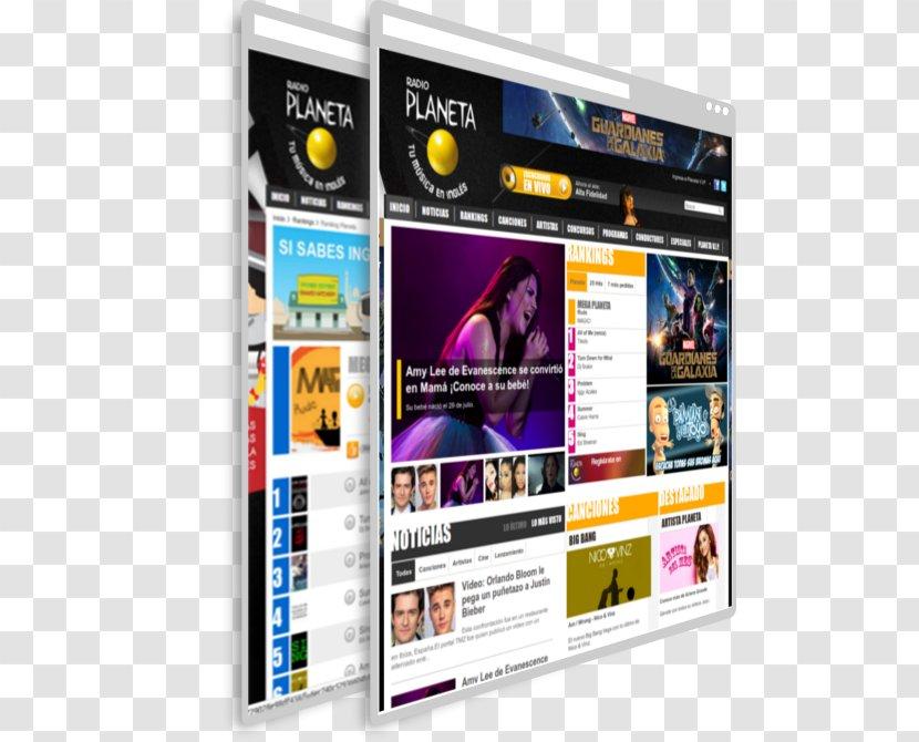 Website Development Radio Station Web Design Internet Transparent PNG