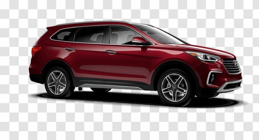 2017 Hyundai Santa Fe Car 2018 Sport 2016 Jeep Transparent Png