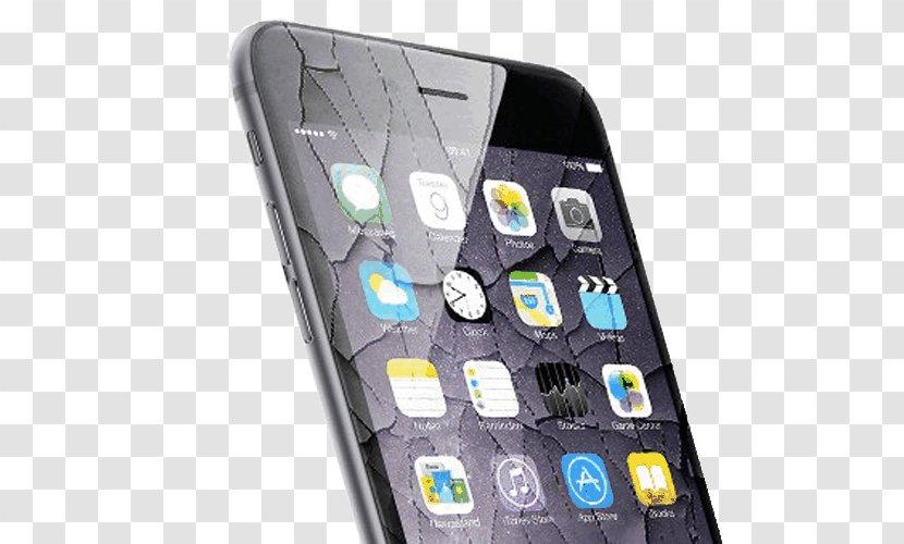 IPhone 7 Plus 8 6 6s - Portable Media Player - Hp Laptop Transparent PNG