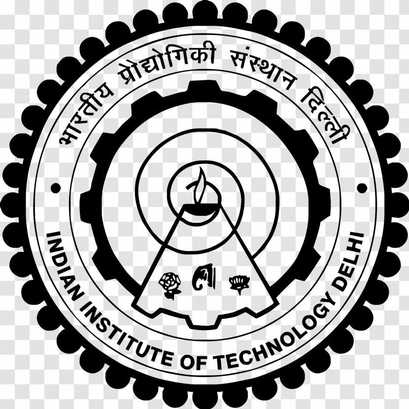 Indian Institute Of Technology Delhi Hauz Khas Bombay Institutes Roorkee - Logo Transparent PNG