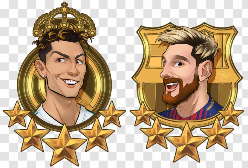 Cristiano Ronaldo Cartoon Lionel Messi Fan Art Drawing Football Christiano Background Transparent Png