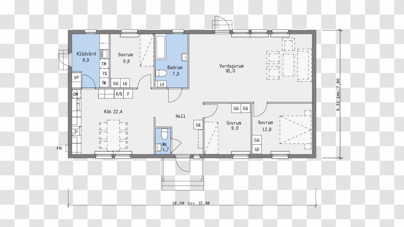 Floor Plan Line Angle - Old House Transparent PNG