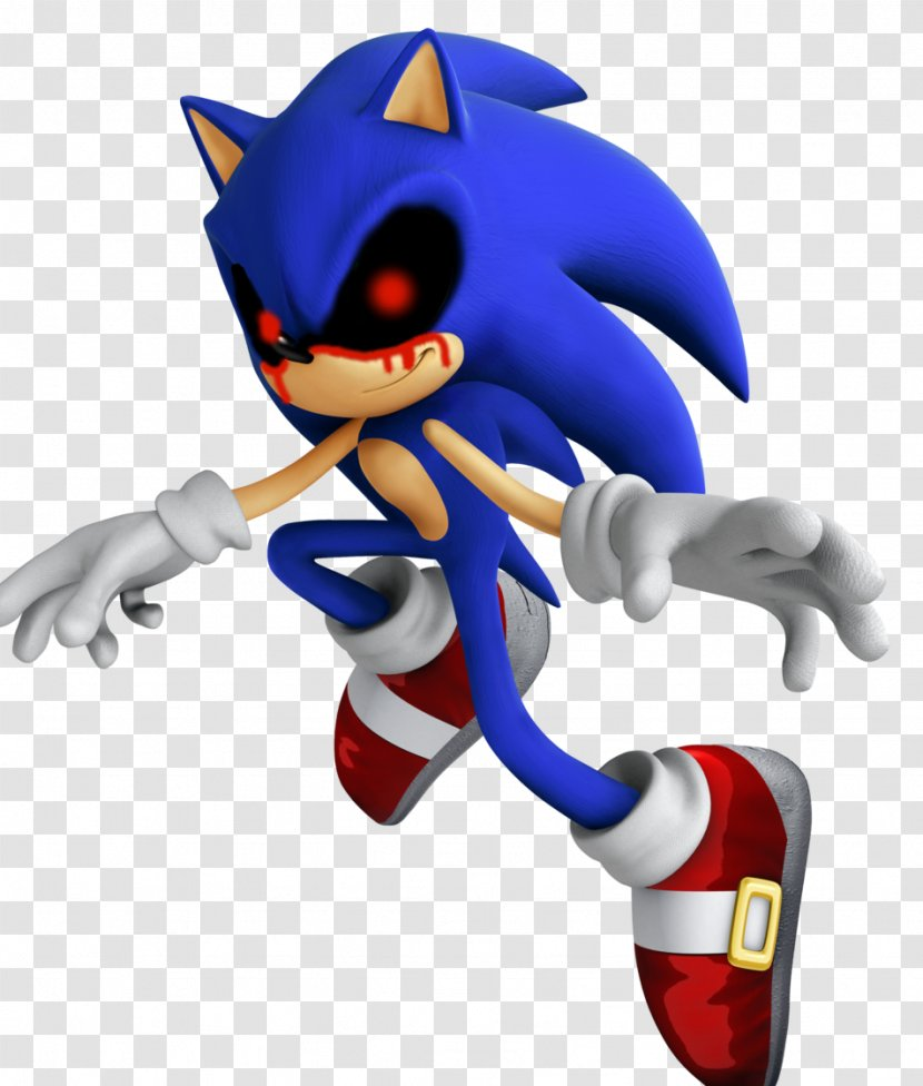Sonic The Hedgehog And Black Knight Shadow Knuckles Echidna Sega All Stars Racing Figurine Transparent