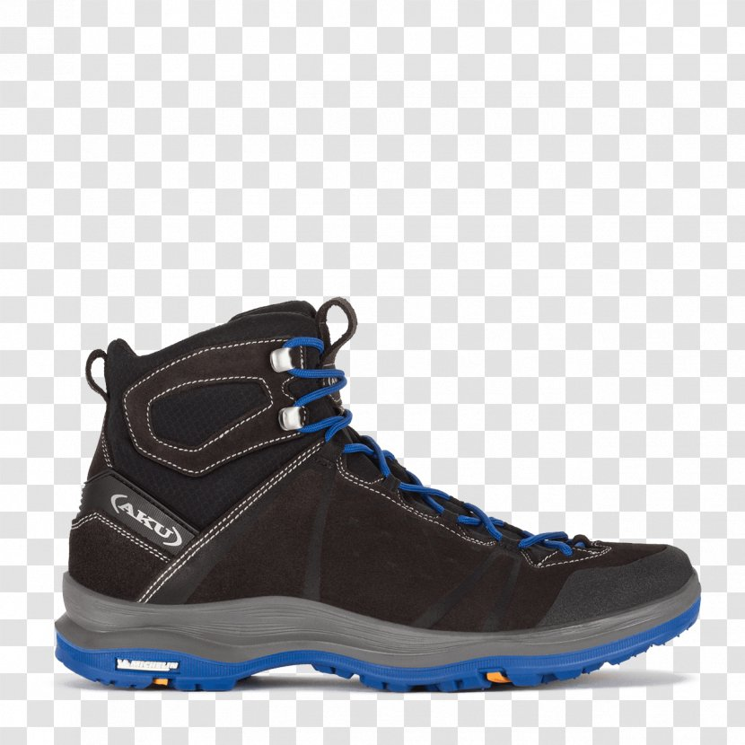 Sneakers Shoe Hiking Boot Sportswear - Electric Blue Transparent PNG