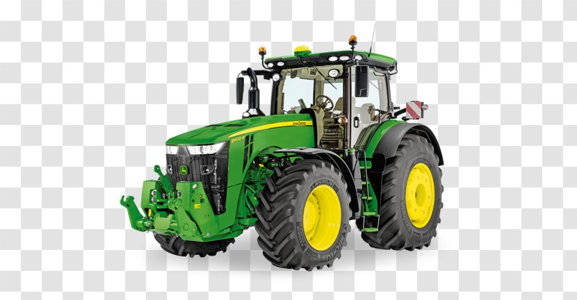 Tractor John Deere Sales Agriculture Heavy Machinery - Crop - Small Suvs Big Engines Transparent PNG