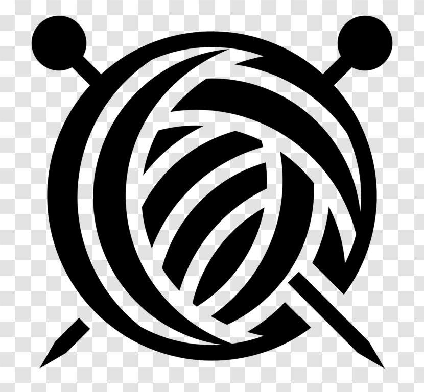 Knitting Needle Hand Sewing Needles Stitch Yarn Logo Transparent Png