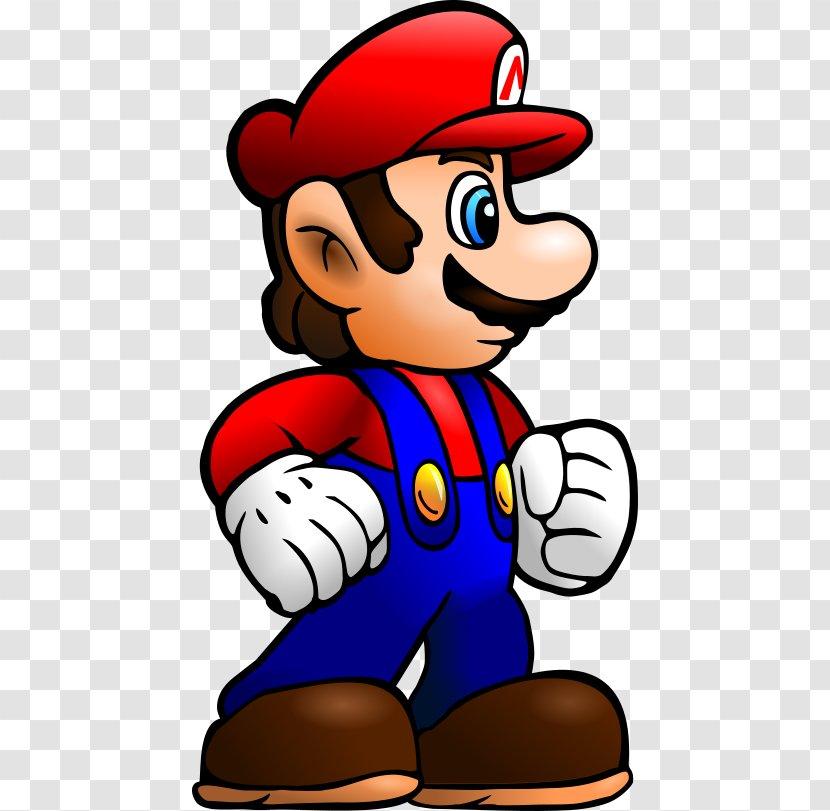 Super Mario Bros Luigi Nintendo Entertainment System Video Game Vector Transparent Png