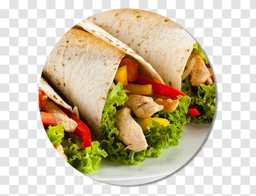 Wrap Doner Kebab Pizza Chicken Fingers Vegetarian Cuisine Transparent Png