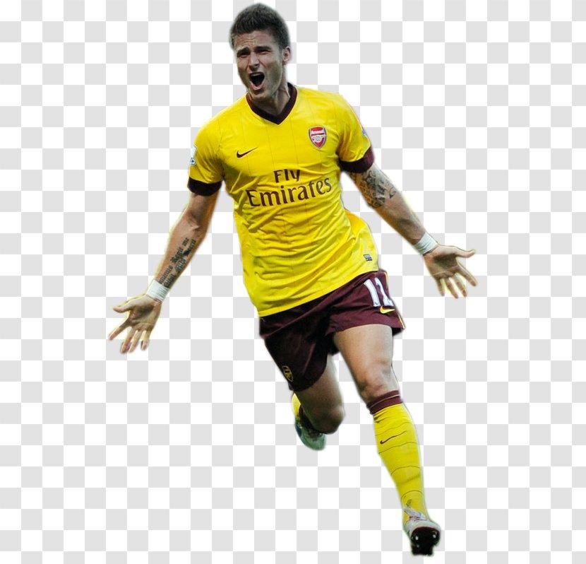 Football Player Team Sport - Soccer Transparent PNG