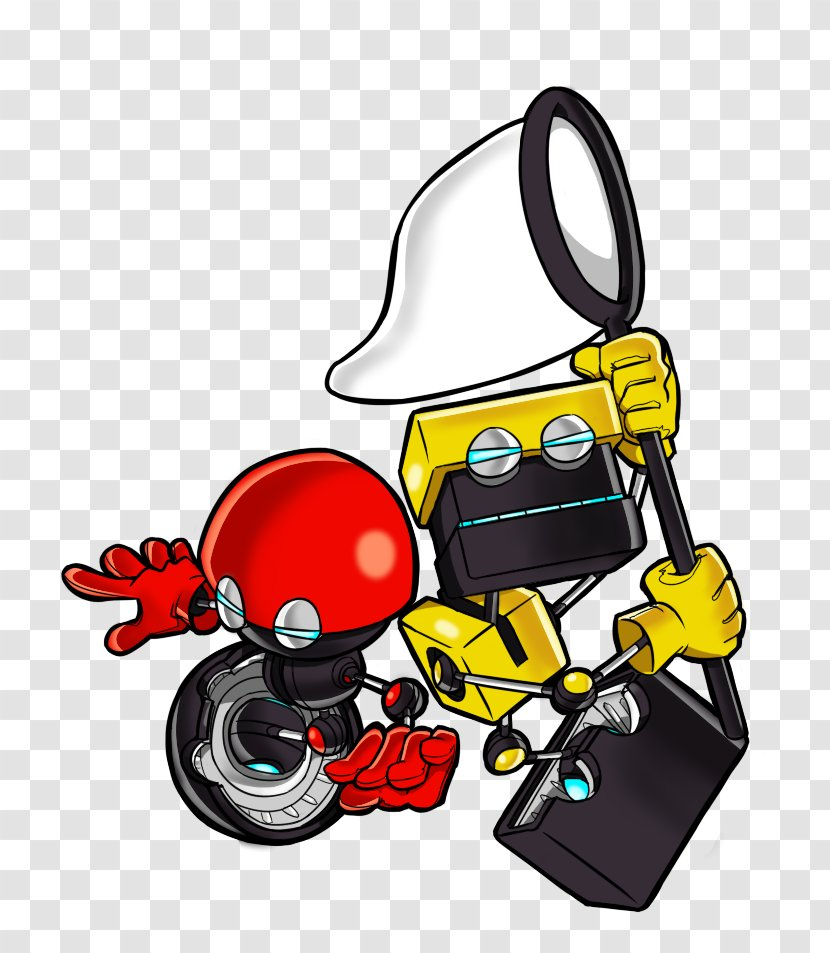 Sonic The Hedgehog Doctor Eggman Orbot Character Clip Art Wiki Transparent Png