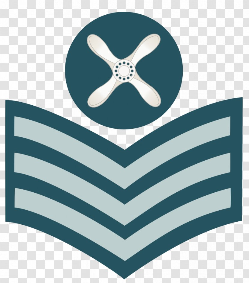 Staff Sergeant Military Rank British Army Officer Insignia - Colour Transparent PNG