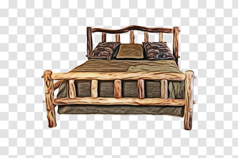 Furniture Bed Frame Wood Hardwood