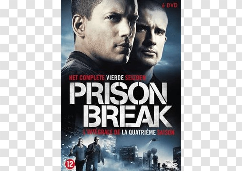 Dominic Purcell Prison Break The Final Break Season 2 4 Michael Rapaportdvd Transparent Png