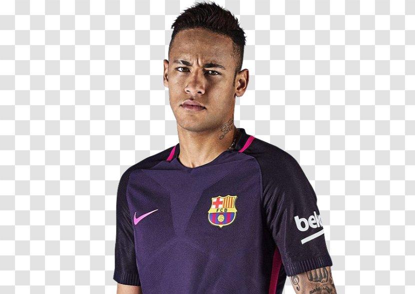Neymar Fc Barcelona Jersey Paris Saint Germain F C Brazil National Football Team Soccer Player Transparent Png