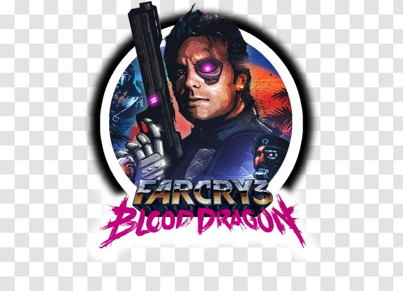 far cry 3 blood dragon logo