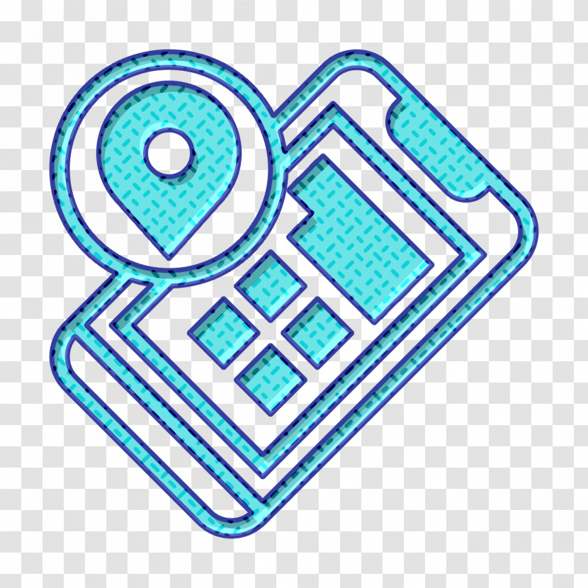 Location Icon Gps Icon Hotel Services Icon Transparent PNG