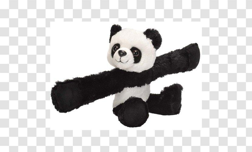 Best Stuffed Animals For Boy, Giant Panda Bear Stuffed Animals Cuddly Toys Slap Bracelet Silhouette Toy Transparent Png