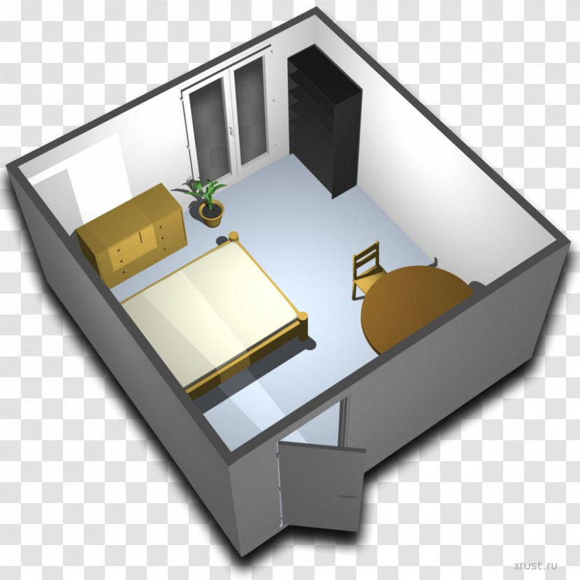 Sweet Home 3d Computer Graphics Interior Design Services Furniture Transparent Png