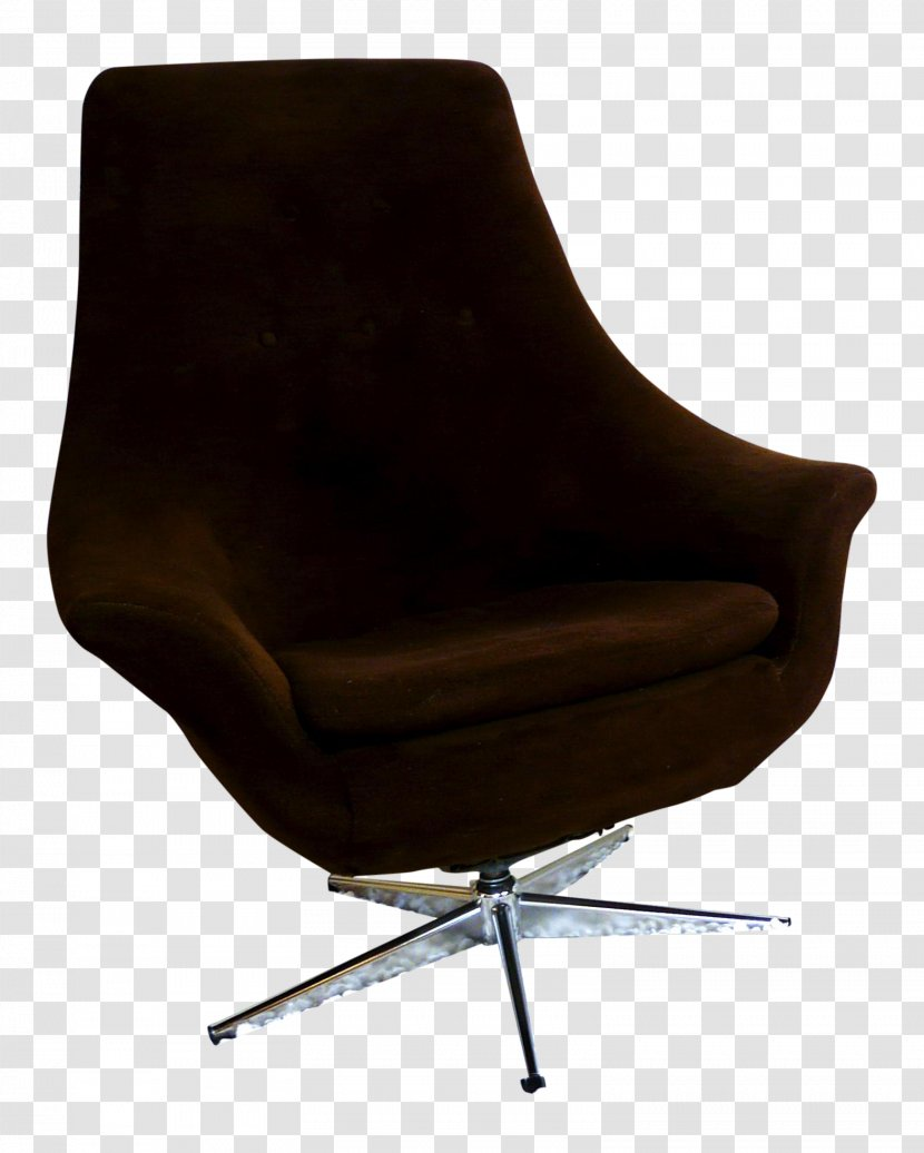 Image of: Swivel Chair Egg Mid Century Modern Office Transparent Png