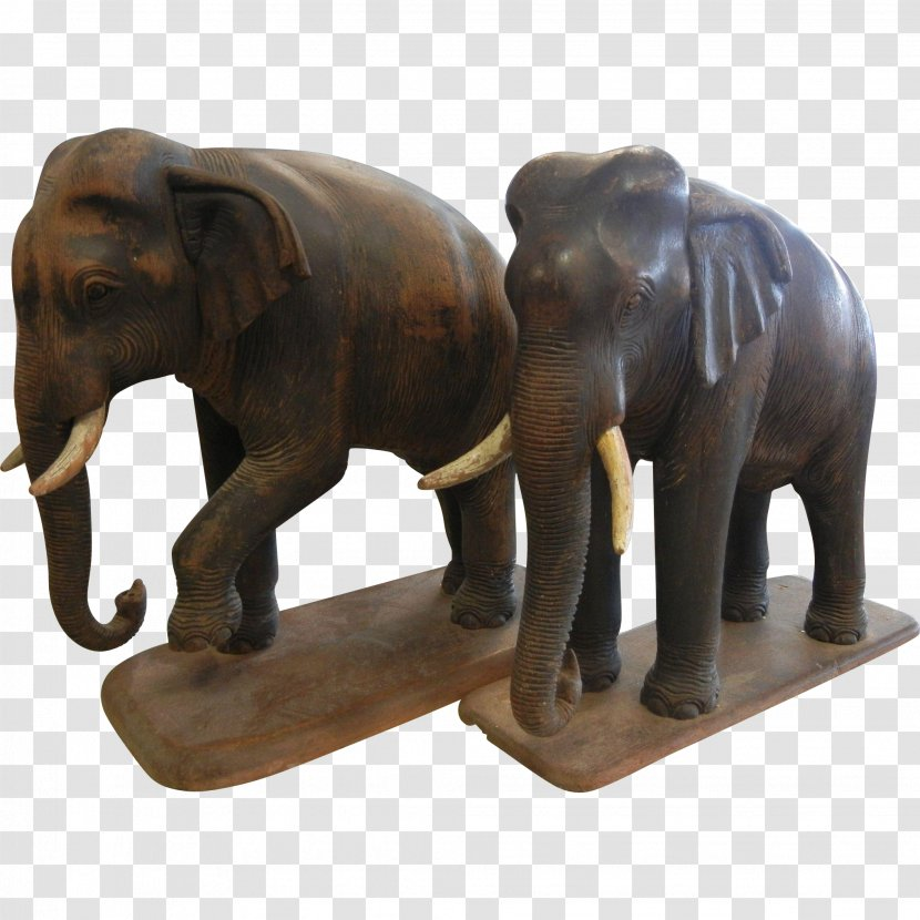 African Elephant Sculpture Wood Carving Statue Thai White Decoration Transparent Png Large outdoor elephant statue | large bronze elephant statues. african elephant sculpture wood carving