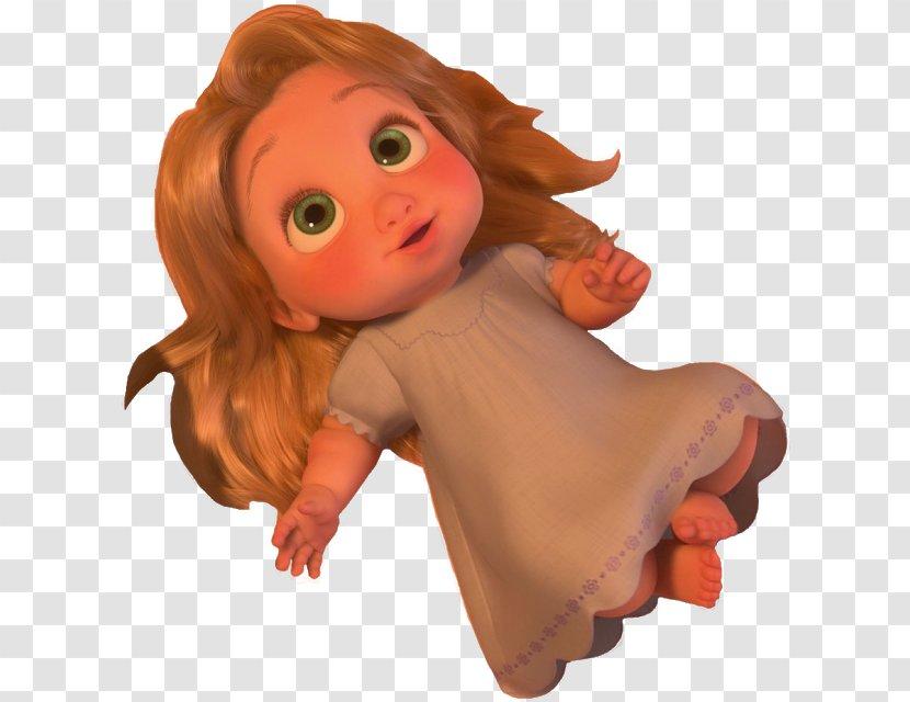 Rapunzel Tangled Flynn Rider Elsa The Walt Disney Company Brown Hair Transparent Png