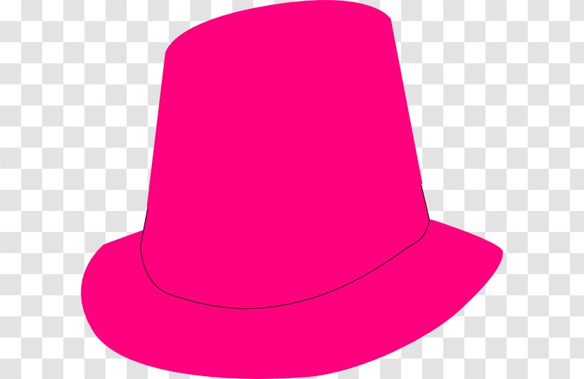 Fedora Mad Hatter Top Hat Clip Art Party Transparent Png