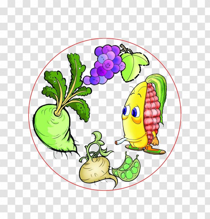 Fruit Vegetable Cartoon Maize Clip Art Harvest Festival Vegetables And Fruits Transparent Png