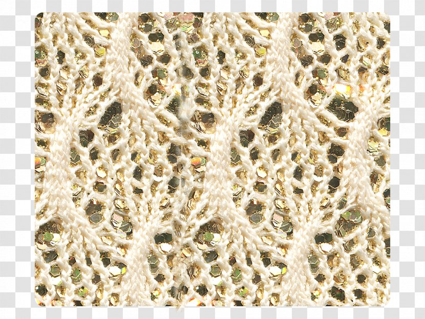 Lace Crochet Pattern Doily Fabric Swatch Transparent Png,Saltwater Fish List