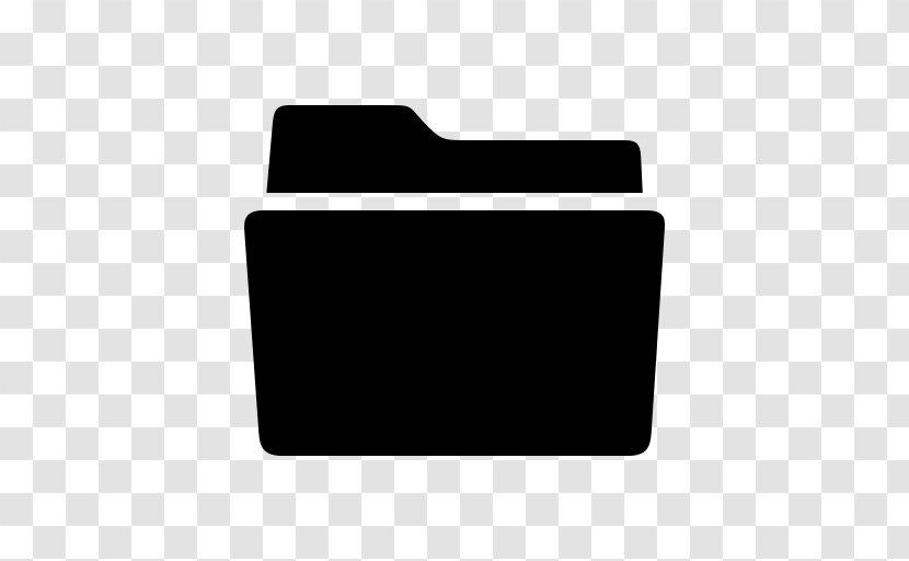 Directory Clip Art - Black - Gopro Vector Transparent PNG