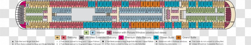House Carnival Cruise Line Magic Floor Plan Ship Transparent Png