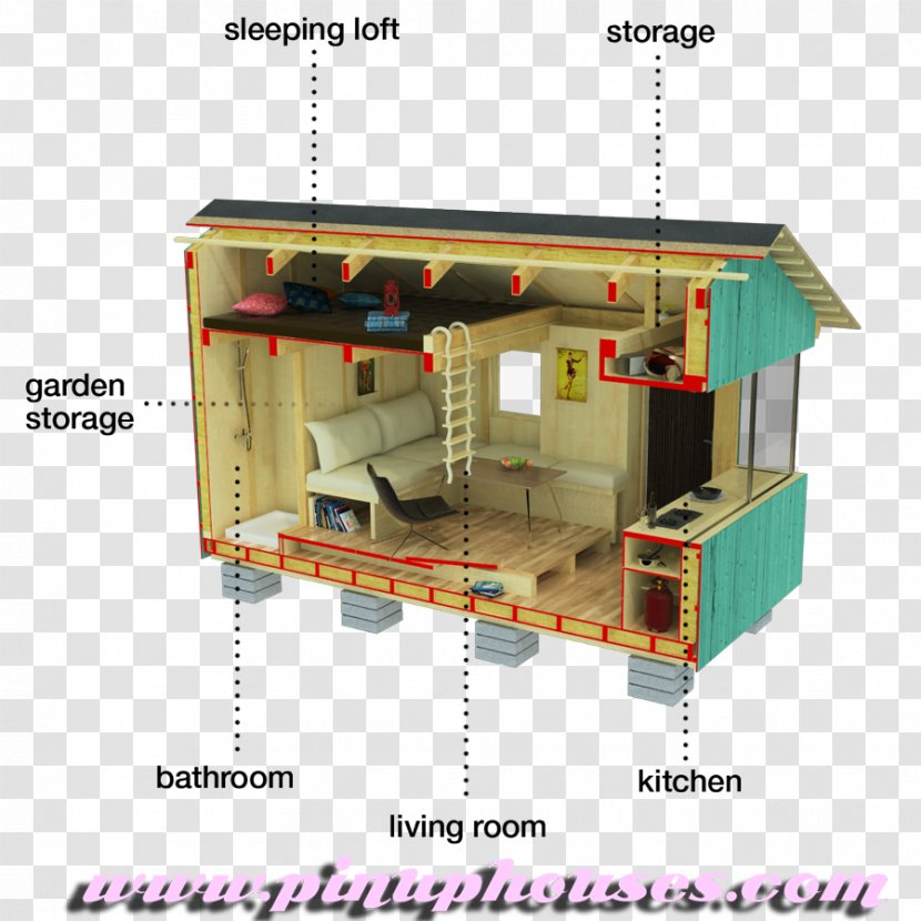 House Plan Do It Yourself Cottage Transparent PNG