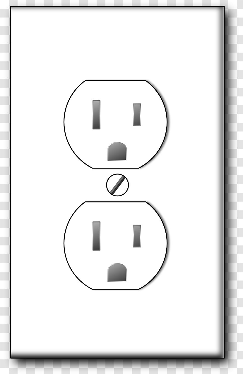 Ac Power Plugs And Sockets Electricity Network Socket Clip Art Factory Outlet Shop Transparent Png