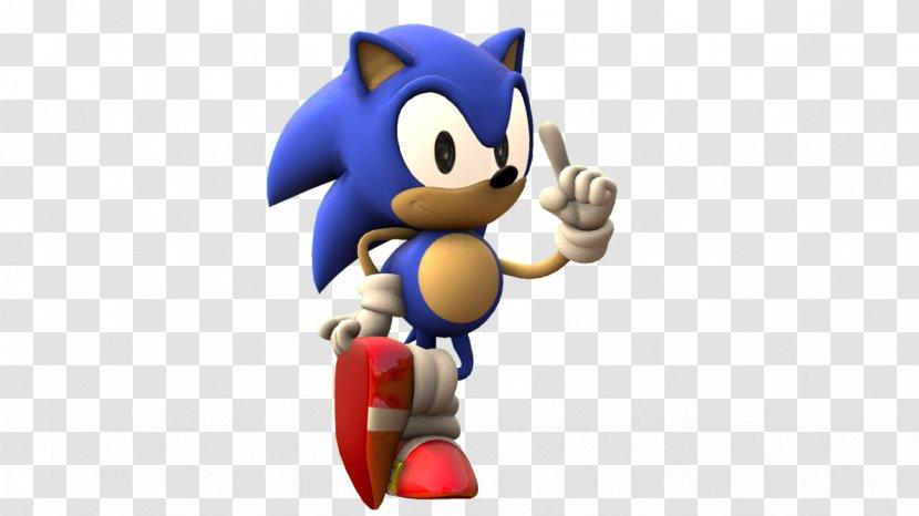Sonic Knuckles The Hedgehog 3 Cd Sega All Stars Racing 3d Echidna Generations Transparent Png