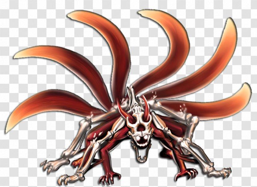 Naruto Uzumaki Nine Tailed Fox Kurama Shippuden Ultimate Ninja Storm 2 Organism Transparent Png