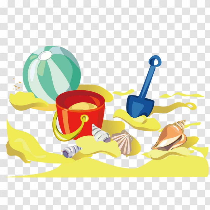 Beach Summer Vacation - Scalable Vector Graphics - Holiday Transparent PNG