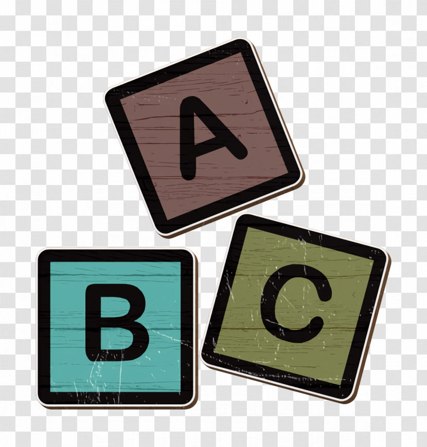 Abc Icon Baby Icon Transparent PNG