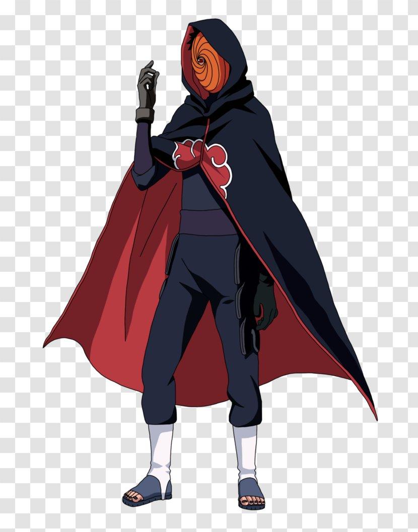 Obito Uchiha Kakashi Hatake Madara Itachi Kisame Hoshigaki Costume Design Naruto Transparent Png