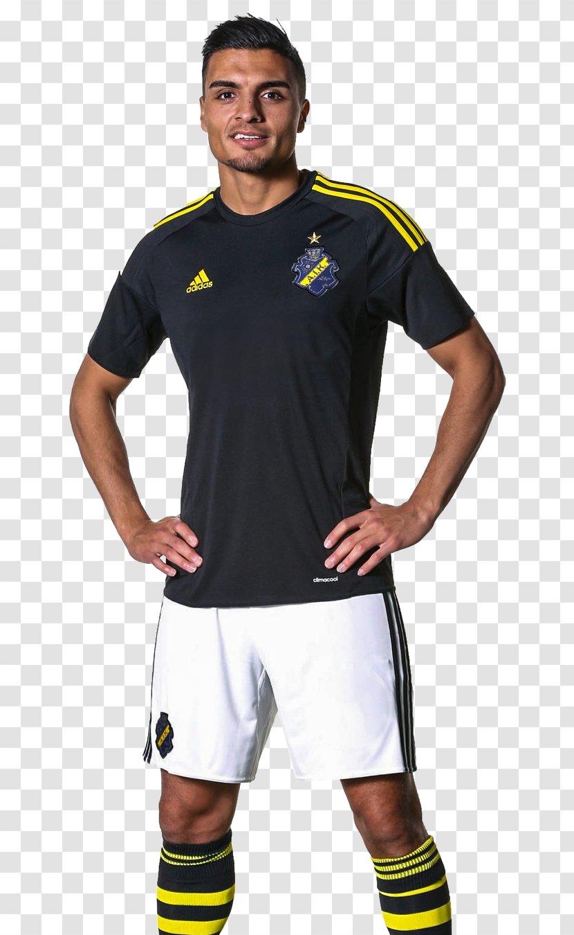 Ahmed Yasin Ghani Bk Hacken Jersey 2016 Allsvenskan Ifk Norrkoping Football Transparent Png
