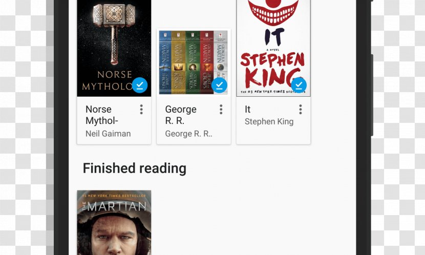 Google Play Books Pixel 2 - Book Transparent PNG
