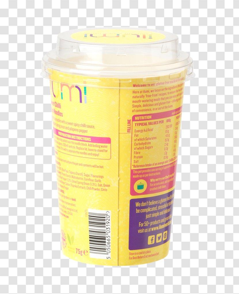 Flavor - Yellow - Rice Noodle Transparent PNG