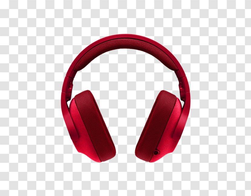 Headset Logitech G433 7.1 Surround Sound Headphones Transparent PNG
